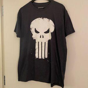 Marvel Skull T-Shirt